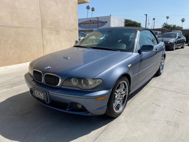 2005 BMW 3 series 325Cic